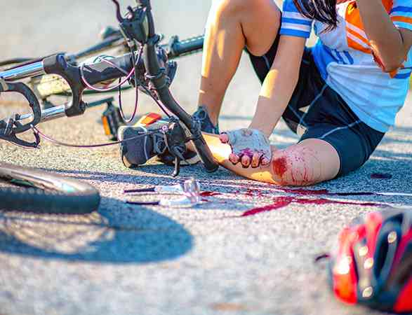 Cyclist Accident 02