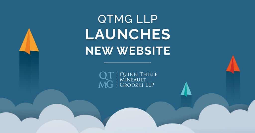 QTMG Website Launch