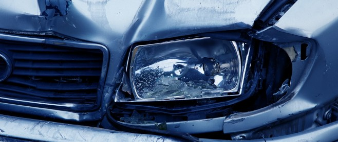 accident lawyer broken headlight