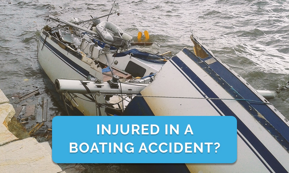 Boating accident lawyer