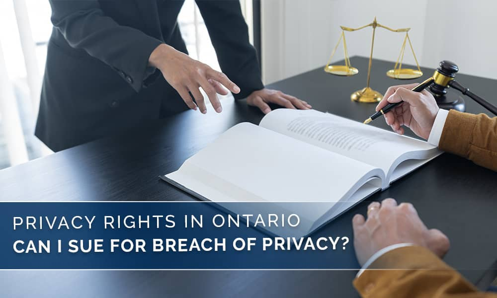 Understand privacy laws.